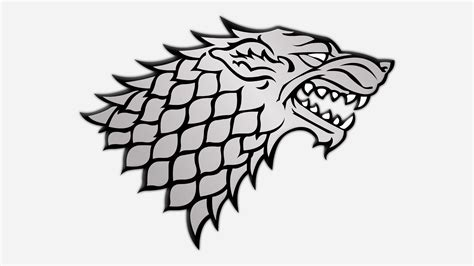 house stark house stark symbol by yurtigo on deviantart