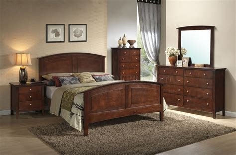 oak bedroom sets g5400 bedroom in dark oak by glory furniture w options