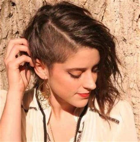 fotos de rapados de pelo de mujer fotos de cortes de mujeres