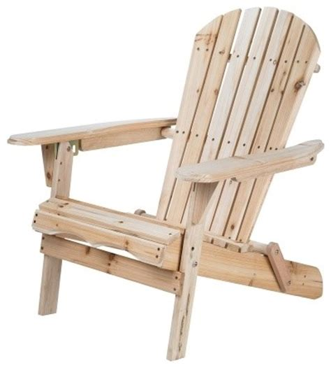 Merry Garden Adirondack Chair by Merry Garden 174 Folding Adirondack Chair Traditional