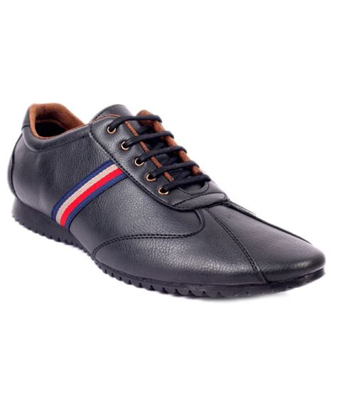 chris brown black casual shoes price in india buy chris