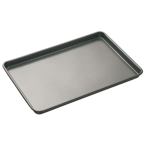 Dining Room Accessories masterclass non stick 40x27cm baking tray bakeware