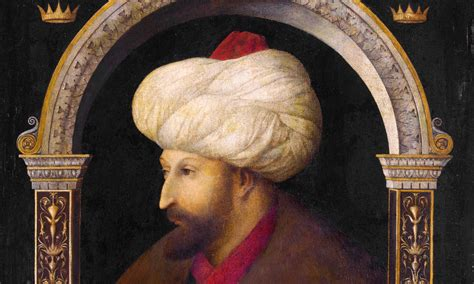 mehmed ottoman empire sultan mehmed ii the conqueror istanbul tour guide