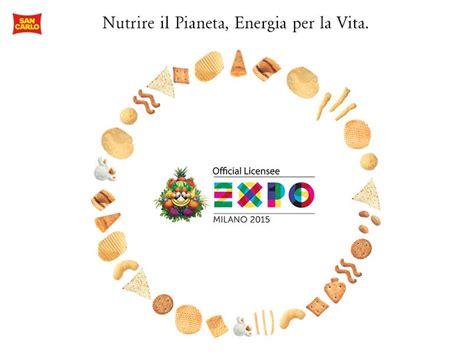 san carlo alimentare san carlo a expo ambasciatrice buon gusto italiano