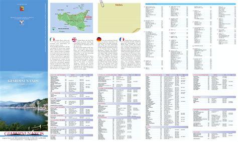 mappa giardini naxos mappa naxos