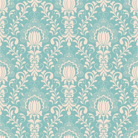 damask pattern freepik damask seamless pattern background vector free download