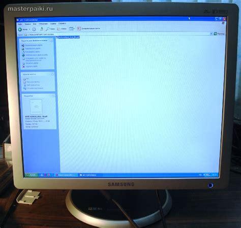 Monitor Samsung Sa100 samsung syncmaster sa100 bukivedi