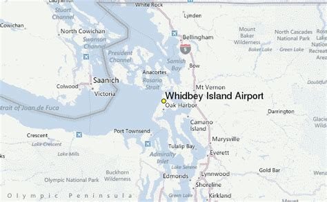 whidbey island map whidbey island airport weather station record historical weather for whidbey island airport