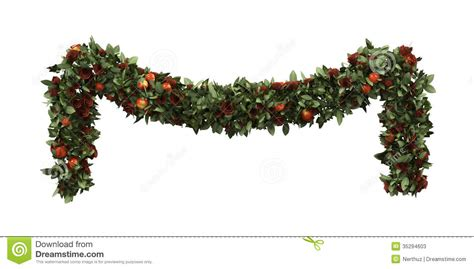 Christmas decoration garland christmass editions