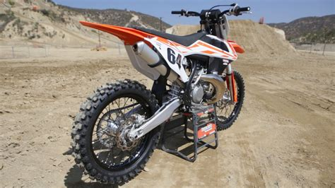 2t motocross gear ride 2017 ktm 250sx 2 stroke motocross