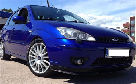 imperial color ford focus mk1 st 170 imperial blue color ford focus