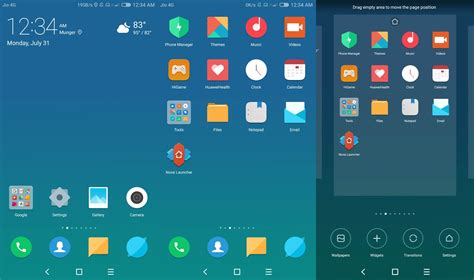 theme few download miui 9 theme for all emui 5 devices themefoxx