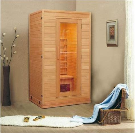 cabina a raggi infrarossi sauna infrarossi eu sauna infrarossi 1 posto