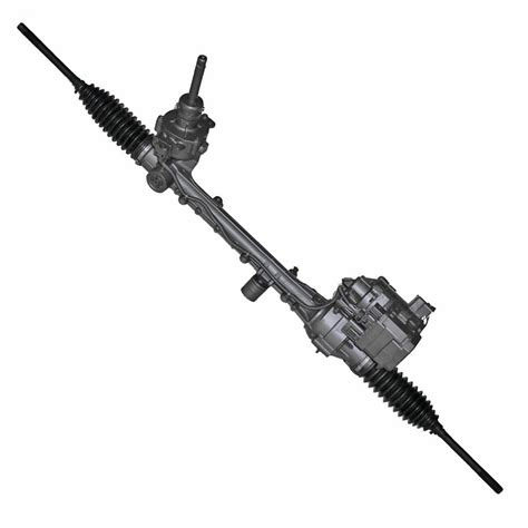 complete electronic steering rack and pinion assembly fits