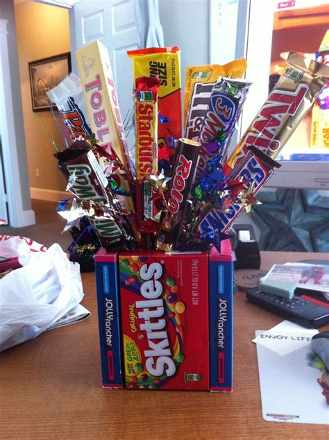 Ideas For Prize Giveaways - candy bouquet for raffle prizes good ideas pinterest bouquets candy and candy