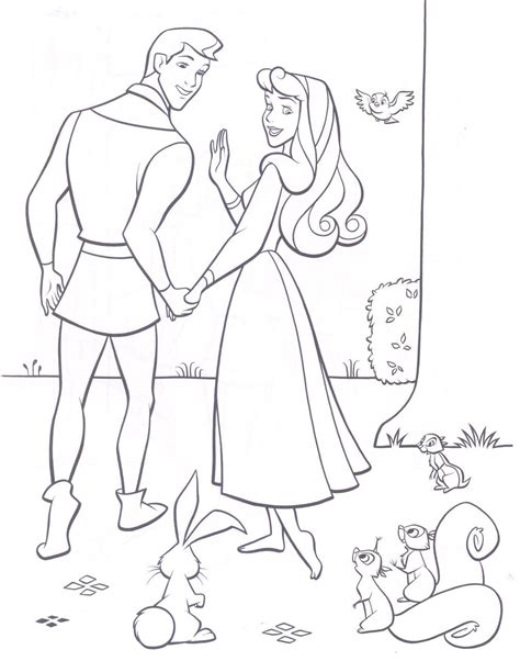 princess aurora and prince philip disney couples fan art