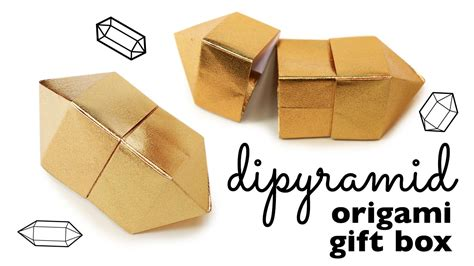 Make Origami Shaped Box - how to make a shaped box origami 28 images wonderful
