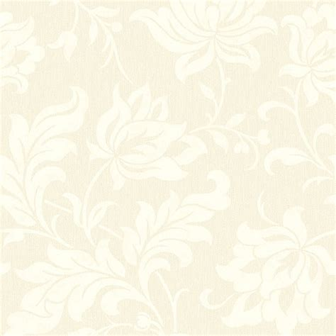 Adeline Floral Pattern Wallpaper   Contemporary