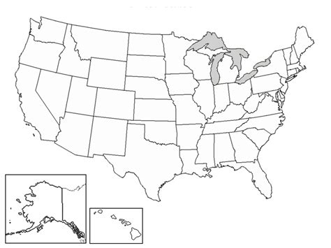 us map empty states overview for twitchingmonkey