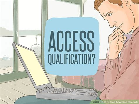 Open Records Search How To Find Adoption Records With Pictures Wikihow