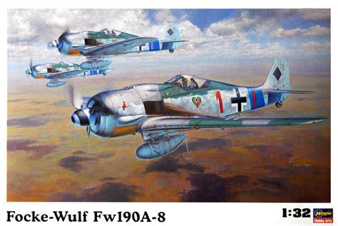Crush Gear Gb Fw 1 32 hasegawa fw 190a 8 r2 quot yellow 2 quot w nr 682181 arrow
