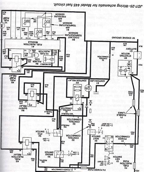 deere 445 wiring diagram deere wiring diagram f915 schematic 84 diagrams motor