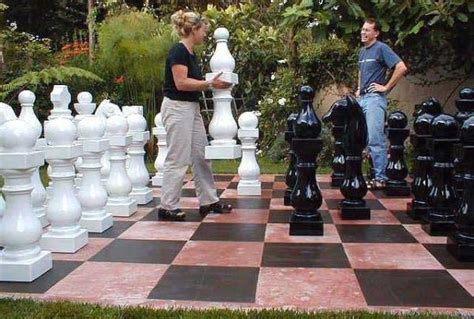 life size chess spotlight on chess noticeboard social