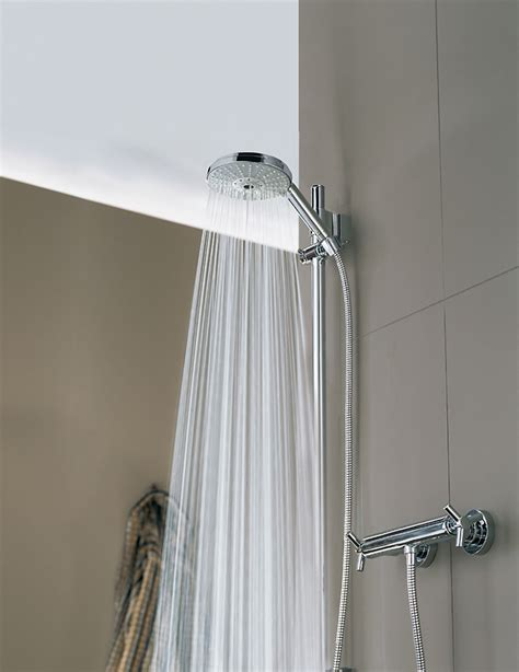 Rainshower Dusche by Grohe Rainshower Cosmopolitan 160mm Shower Set Chrome