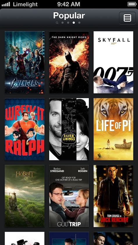 film streaming on iphone image gallery movie apps for ipods