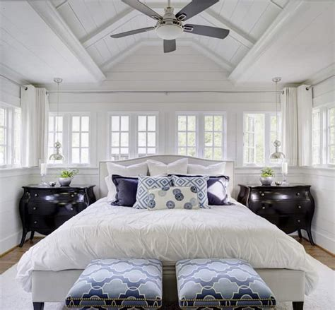 design dump ceiling fans in pretty bedrooms 50 ideas for placing a bed in front of a window