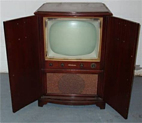 Rca Victor Tv Cabinet Bing Images