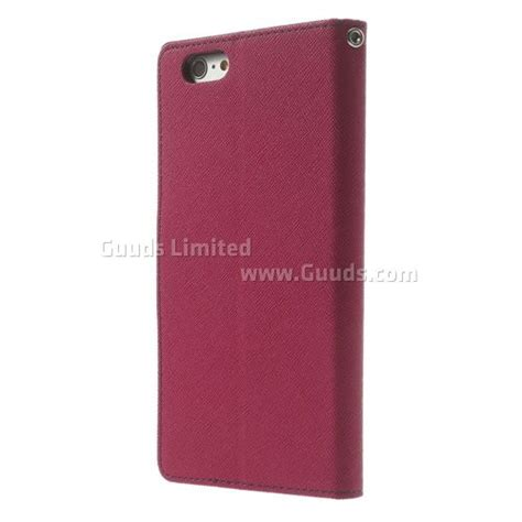 mercury fancy diary leather flip cover for iphone 6 plus 5 5 inch leather guuds