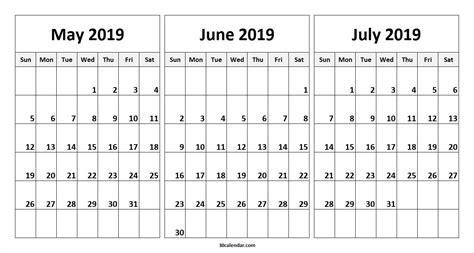 june july  calendar  months templates printable