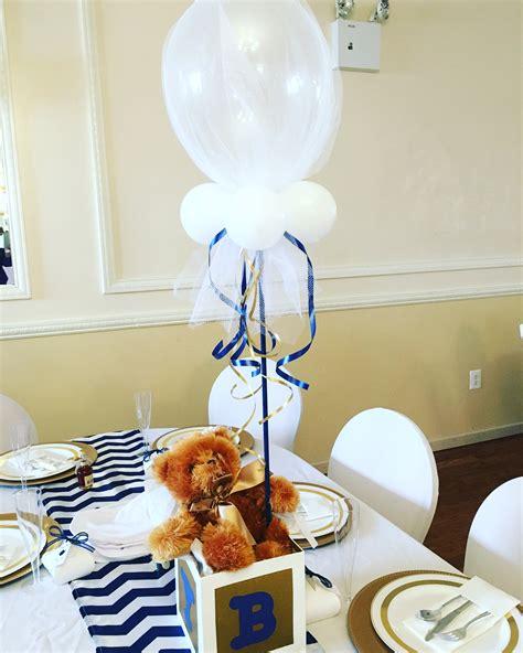 teddy bear centerpieces bear and blocks theme pinterest teddy bear centerpieces babies