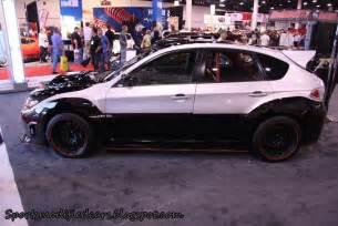 Subaru Fast Cars Fast And The Furious 4 Subaru Wrx Sti Sport Cars