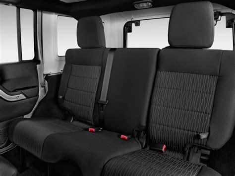 Jeep Wrangler Interior Back Seat Image 2011 Jeep Wrangler Unlimited 4wd 4 Door Rubicon