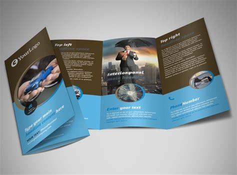 reliable auto insurance brochure template mycreativeshop