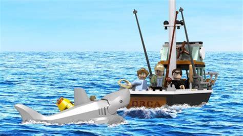 jaws dragon boat lego jaws set hits cuusoo we re gonna need a bigger boat