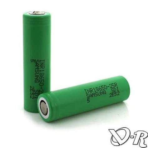 Baterai Vape Vapor Samsung Inr18650 25r accu samsung 25r inr18650 2500mah vapo r