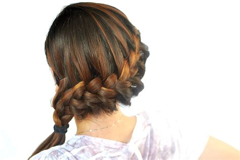 updos wikihow how to do a chic braid updo 9 steps with pictures wikihow
