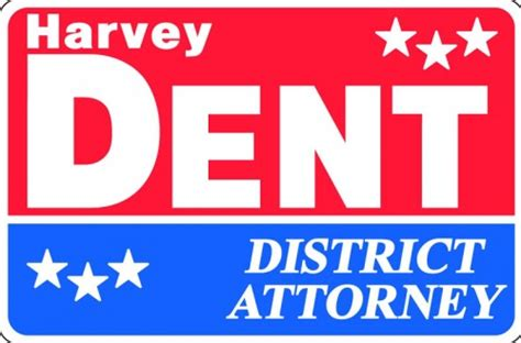 Harvey Dent Sticker