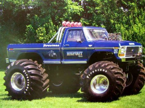 what happened to bigfoot truck 78 images about bigfoot 4x4x4 fans on four