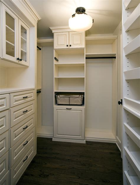 master bedroom walk in closet master closet craftsman closet chicago by great