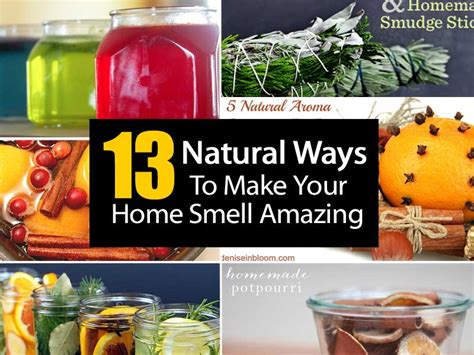 13 ways to make your home smell amazing ohsimply