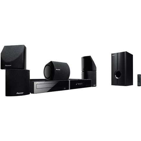 pioneer htz 180 multi zone home theater system htz 180 b h