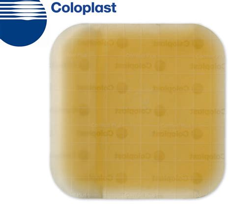 Coloplast® Comfeel Plus Ulcer Dressing   6in. x 6 in
