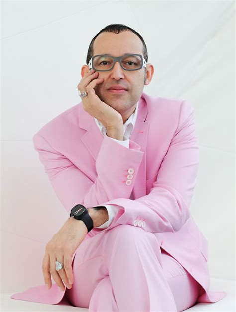 karim rashid industrial designer karim rashid he s infiltrated your life and you don t even know it love