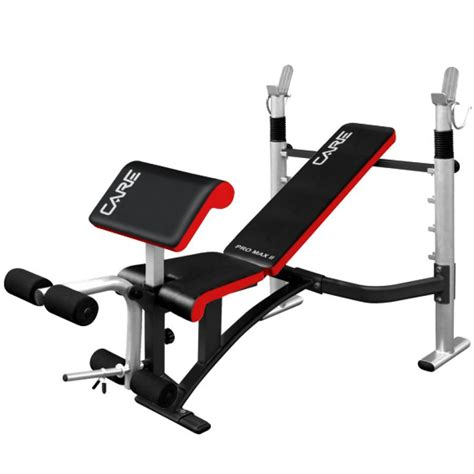 Banc De Musculation Care by Banc De Musculation Care Pro Max Ii Sport Et Musculation