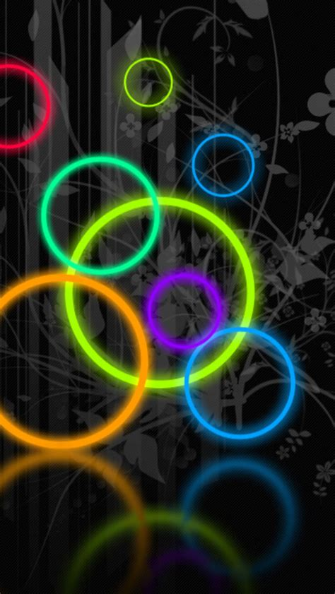 wallpaper for iphone 5 free download colored circles iphone 5 wallpaper iphone wallpapers