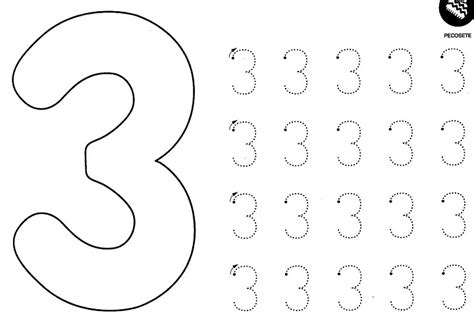 number 3 coloring pages preschool crafts actvities and worksheets for preschool toddler and